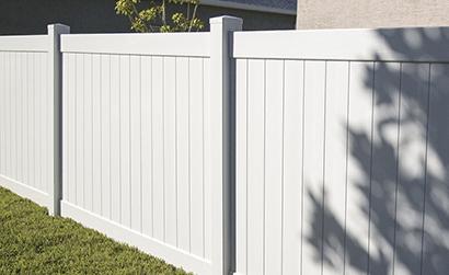 vinyle fencing